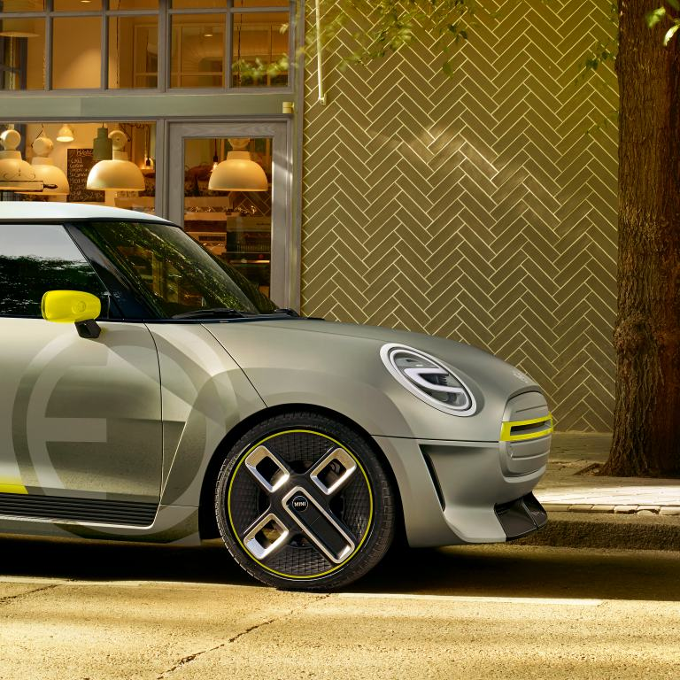 MINI Electric Concept – Sideview