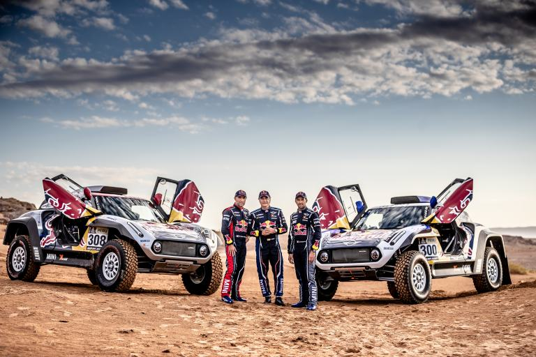 MINI - Ralley Dakar 2019
